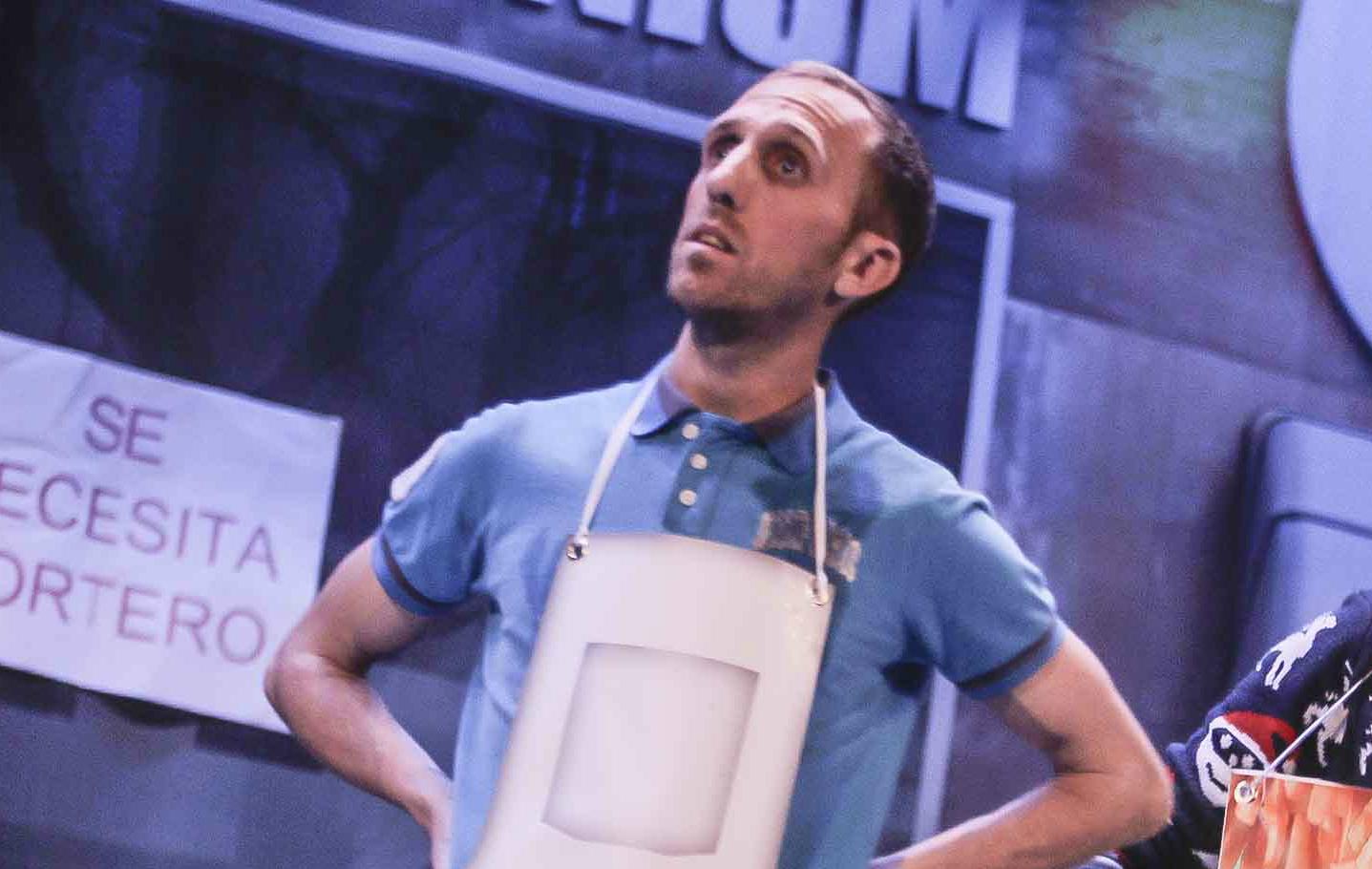De concursante del programa 'Tiene gracia' a cuartetero del Carnaval de Cádiz