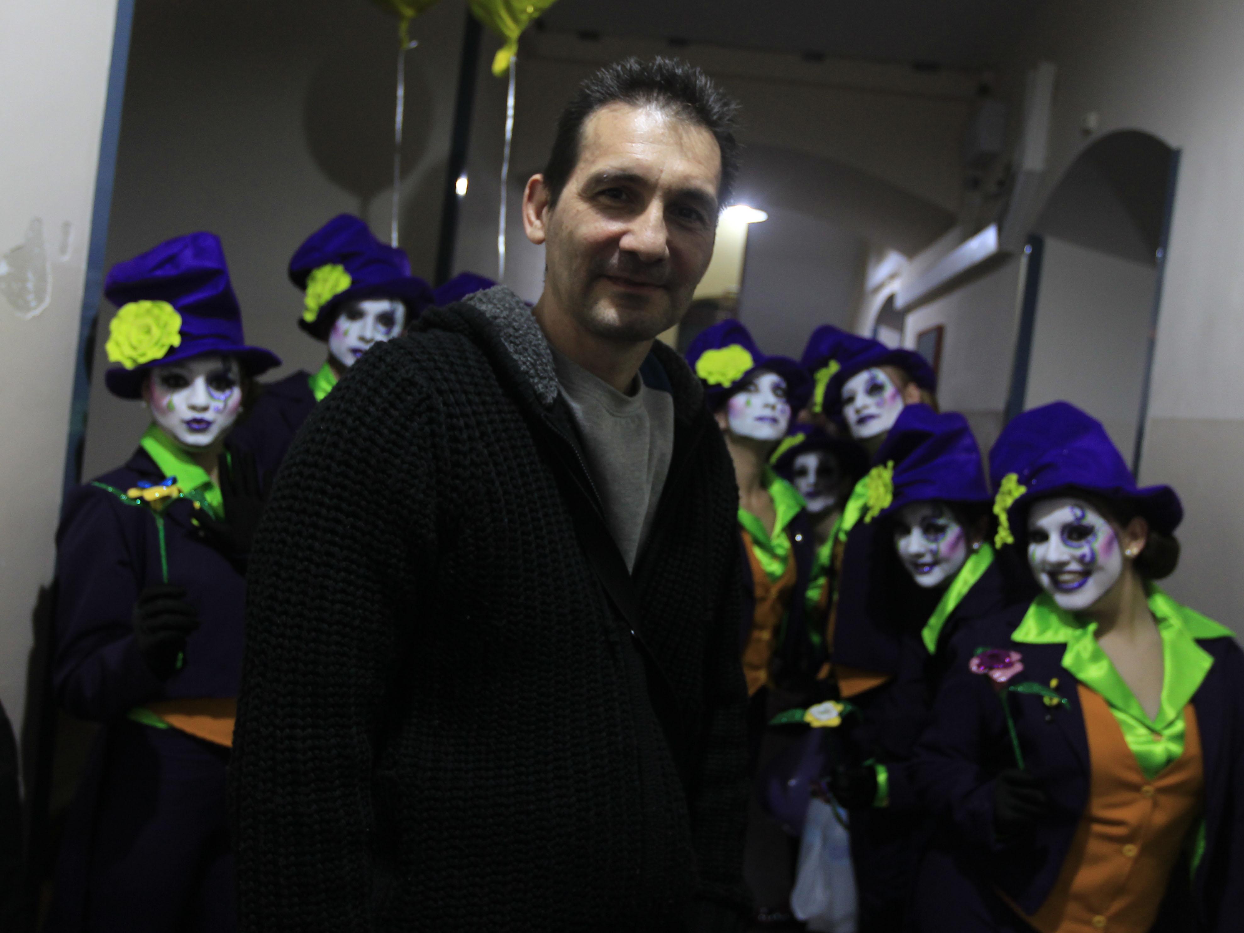 José Antonio León: «La idea es ir creciendo todos de la mano»