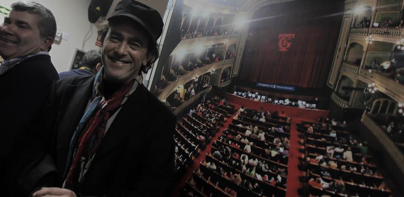 """Juan Carlos Aragón: """"Me fui con la razón y he vuelto con el corazón"""""""