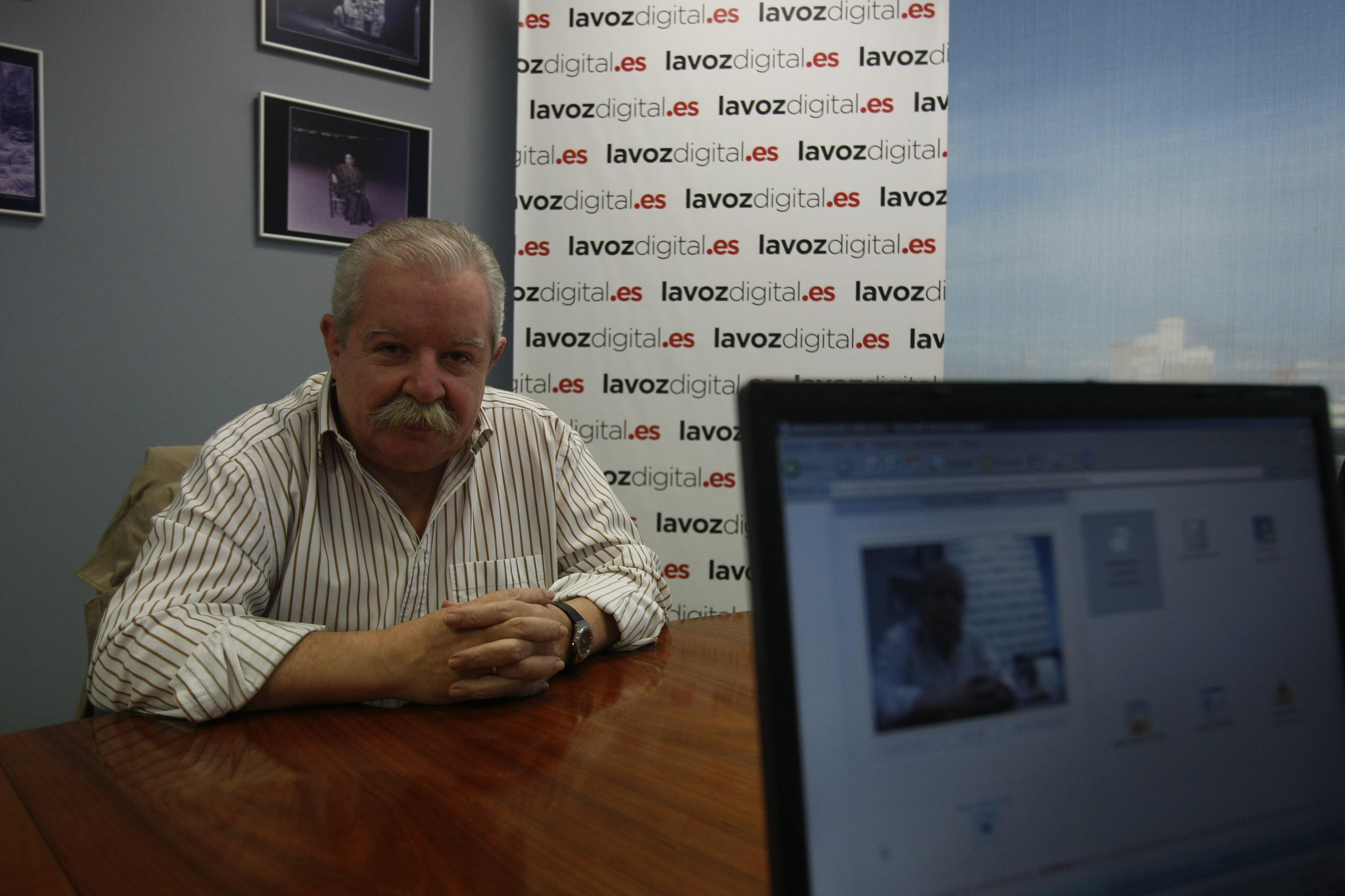 Julio Pardo deja el Patronato del COAC por no sentirse apoyado