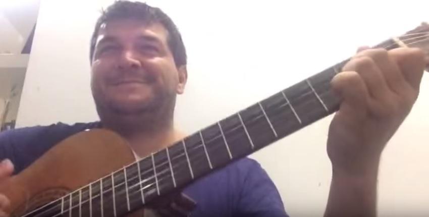 Vídeo: Remolino canta en Youtube el pasodoble de su chirigota tras anunciar su baja