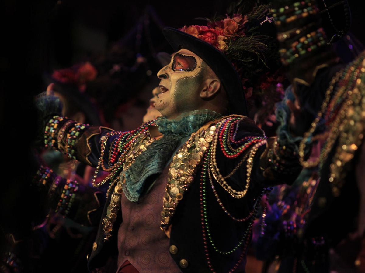 Estas son las 53 agrupaciones que han pasado a cuartos de for Cuartos de final carnaval 2017