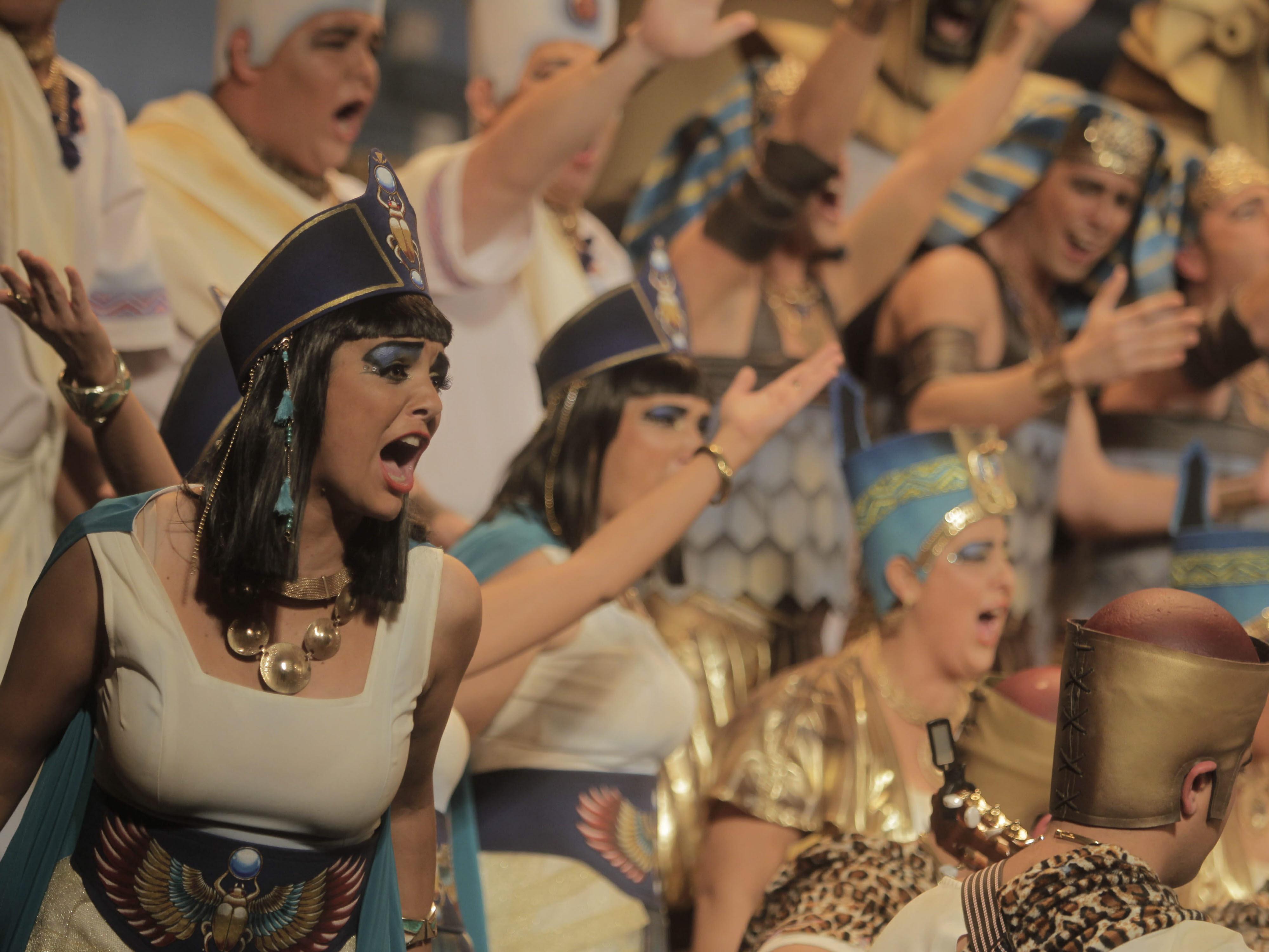 Luis Rivero  anuncia el nombre de su coro para el Carnaval de Cádiz 2017