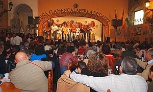 Mejillones y ensayos para el primer fin de semana de Carnaval