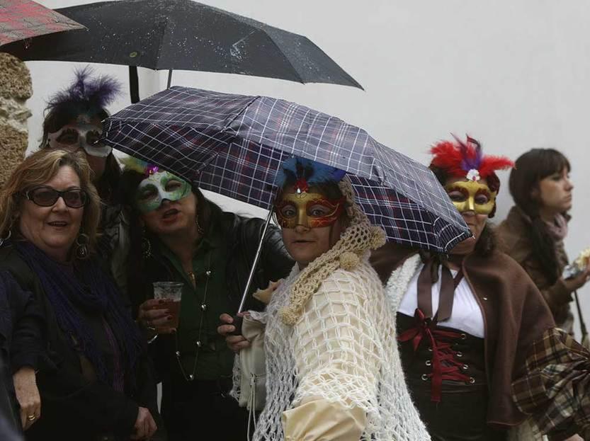 Conoce el parte meteorológico para el Carnaval de Cádiz