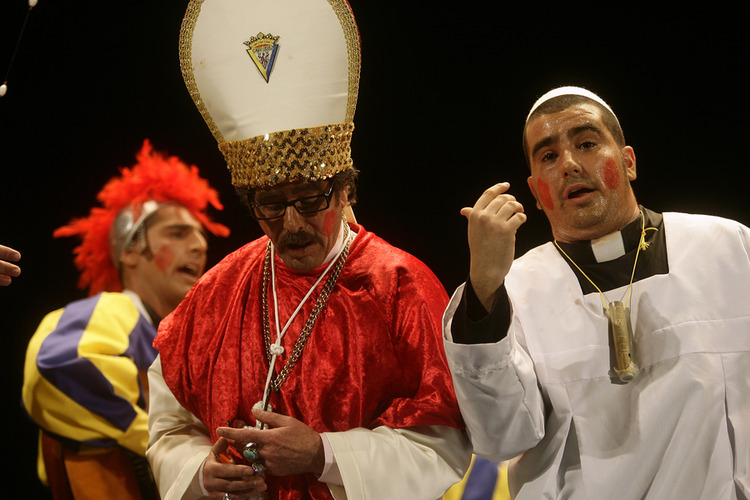 Los guardinatis de su Santidati el Papi