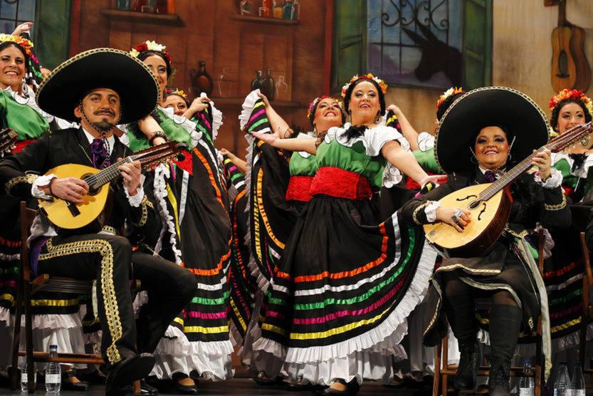 Iberoamérica se cuela en el Falla