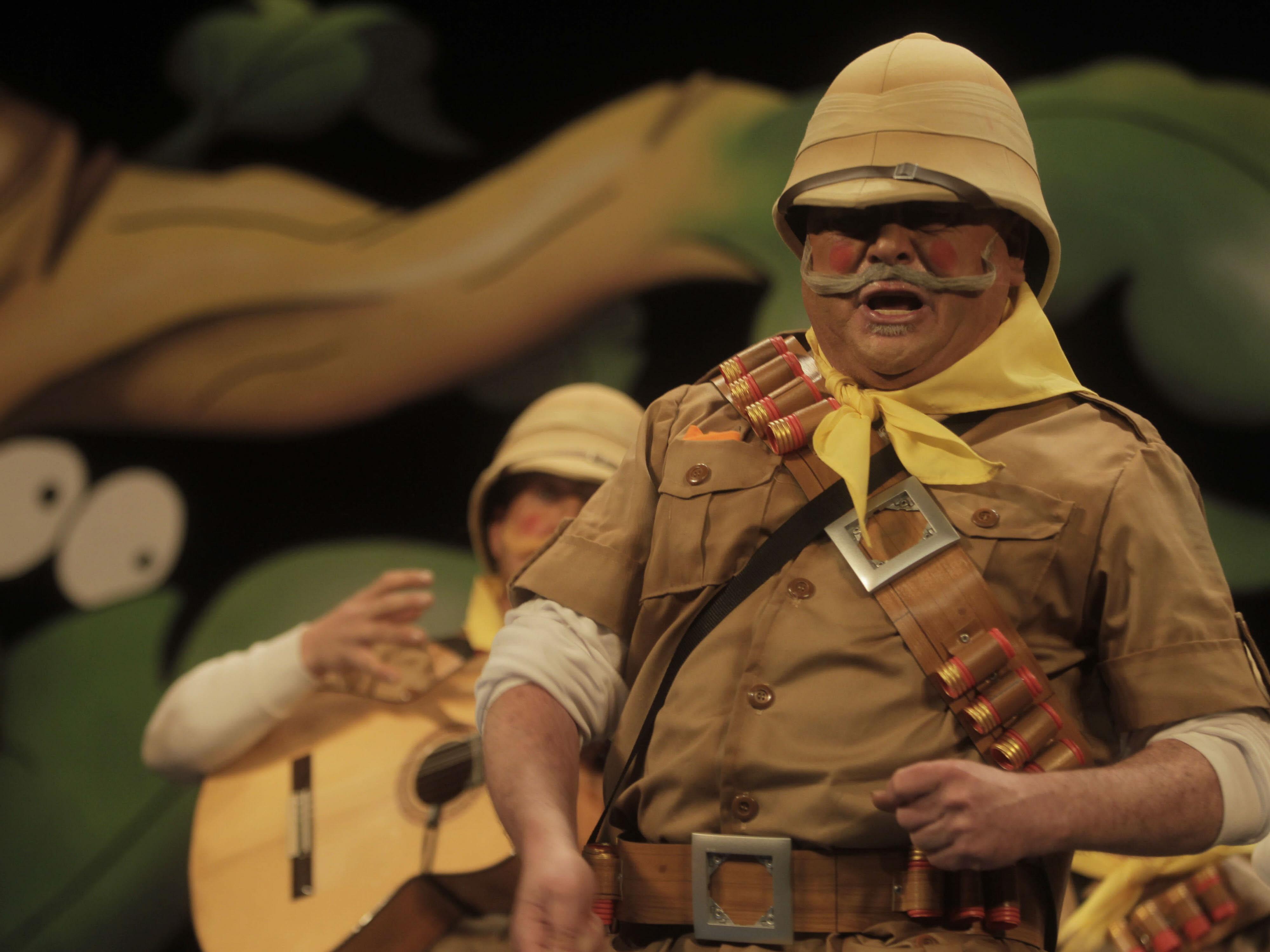 Manolo Santander anuncia el nombre de su chirigota para el Carnaval de Cádiz 2017