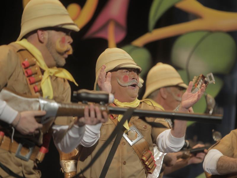 Manolo Santander se convierte en el cazador cazado