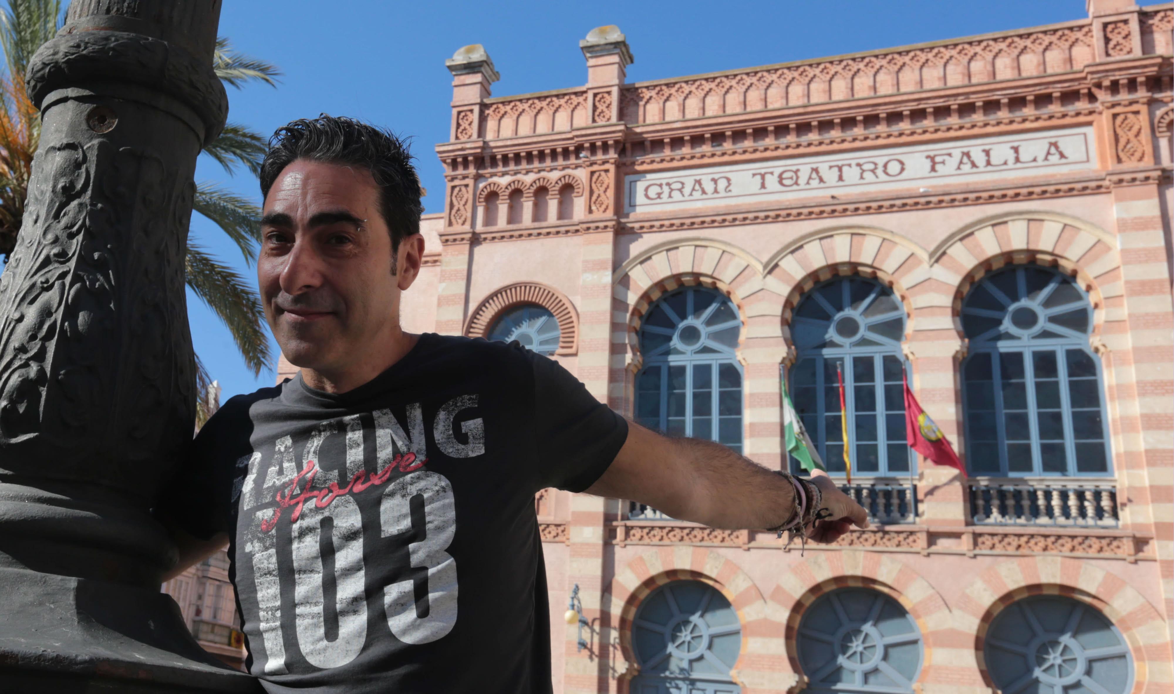 Una oportunidad más para ver a Martínez Ares en el Falla