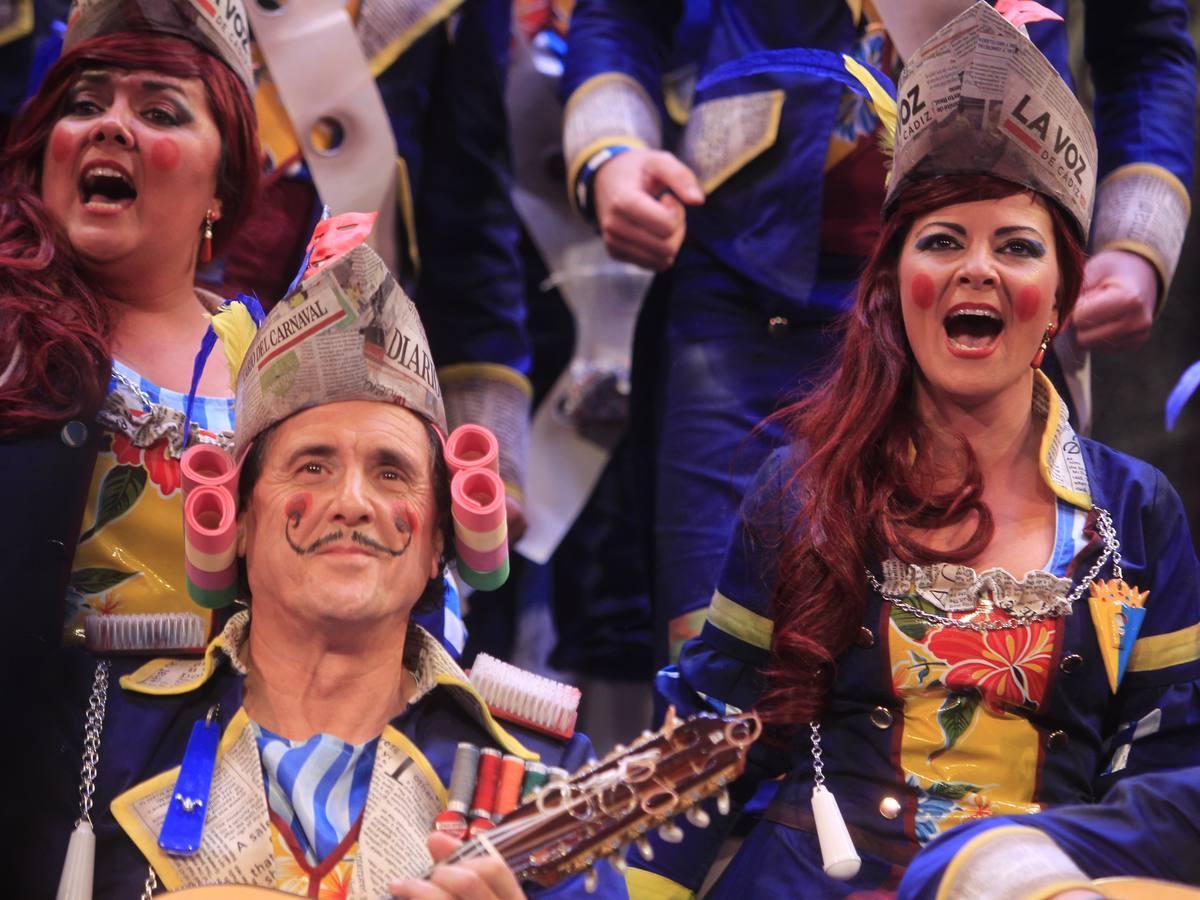 'El mayor espectáculo del mundo' de Luis Rivero, primer premio sin titubeos