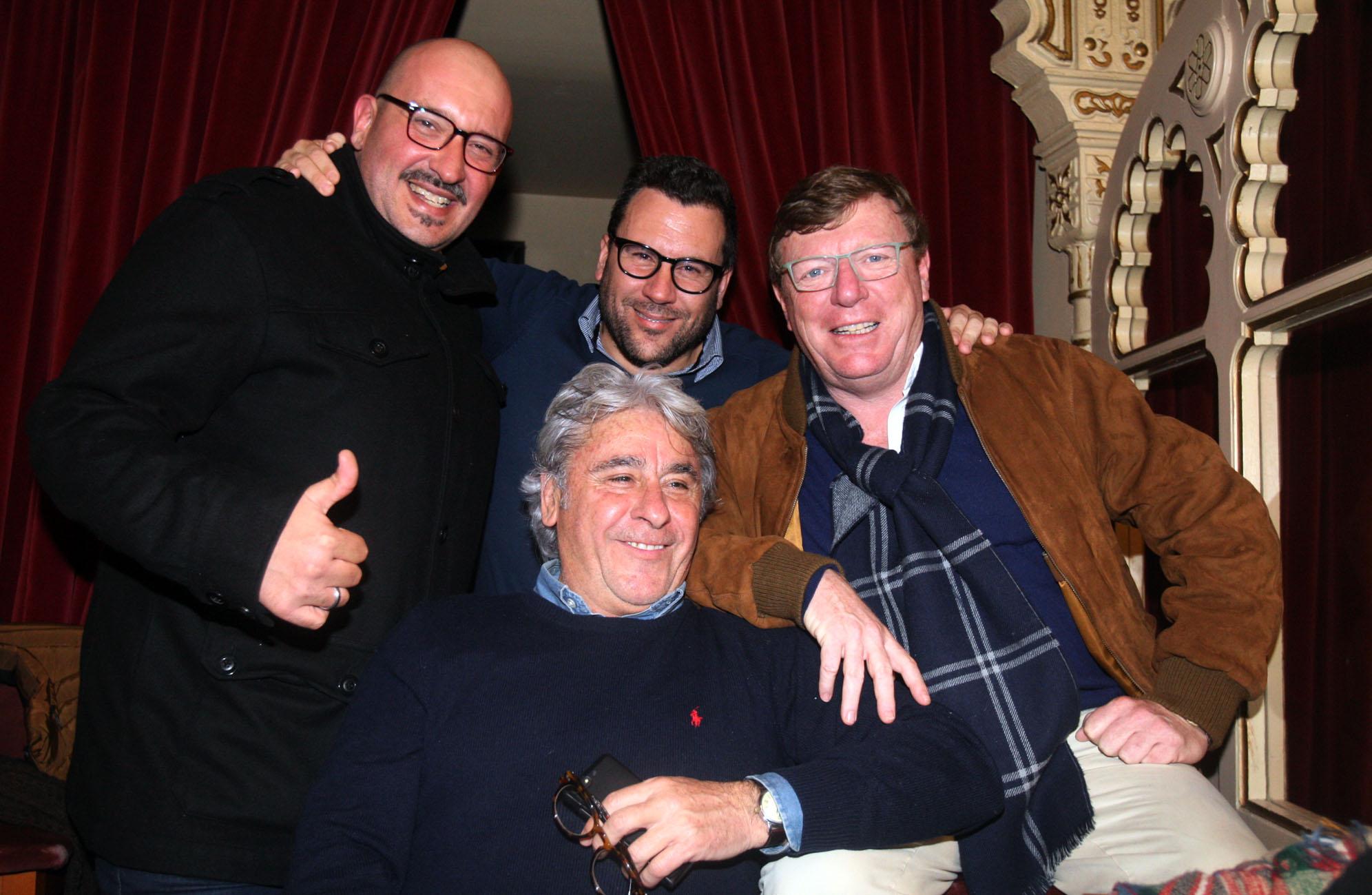 César Cadaval, invitado de lujo en la novena sesión