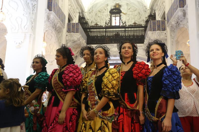 Las ninfas piden cambiar su papel en el Carnaval