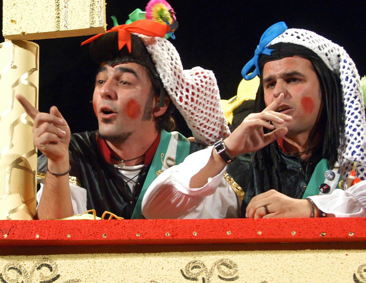 Crean el primer concurso de ninfos del Carnaval de Cádiz