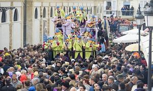 La ocupación hotelera roza el 90% los fines de semana de Carnaval