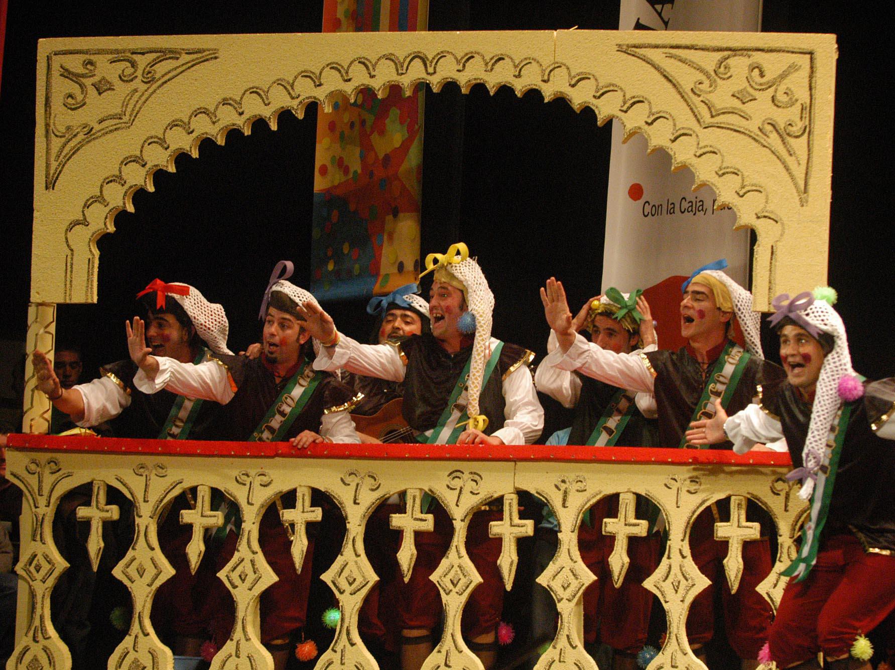 El Ayuntamiento crea la figura del Dios del Carnaval de Cádiz
