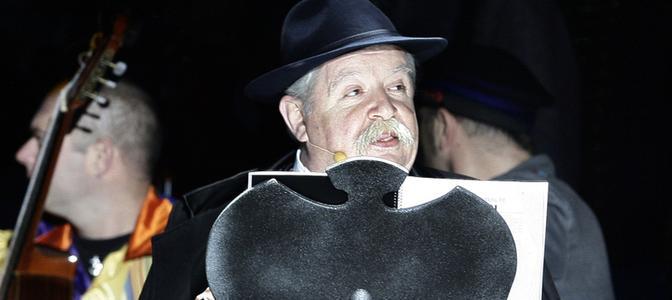 Noche de papá tango y padrino Pardo