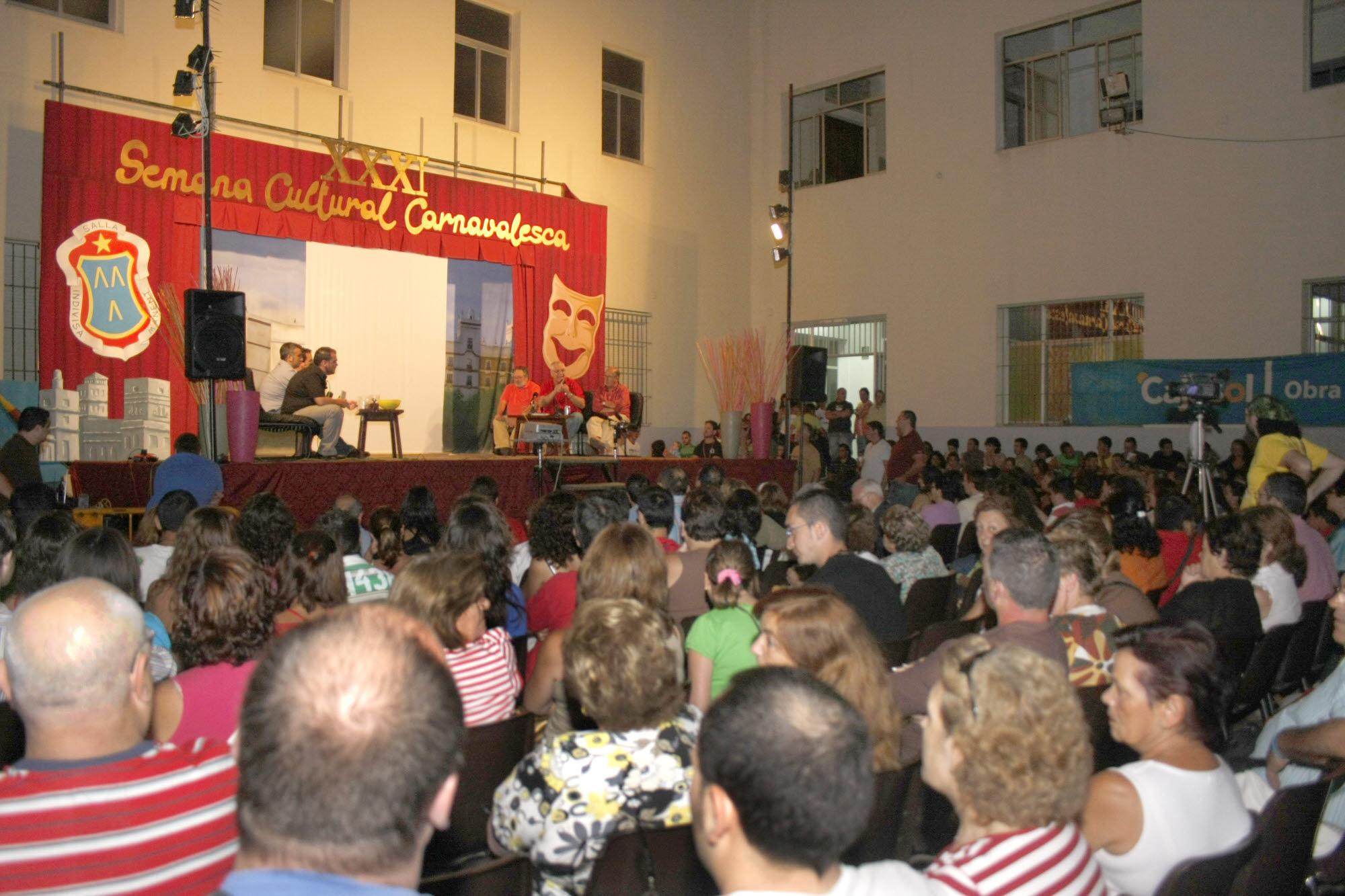 La peña La Salle-Viña celebra el 40 aniversario de su Semana Cultural