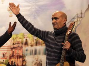 La Fundación Cruzcampo entrega el Premio Baluarte del Carnaval 2017 a Pepe Martínez