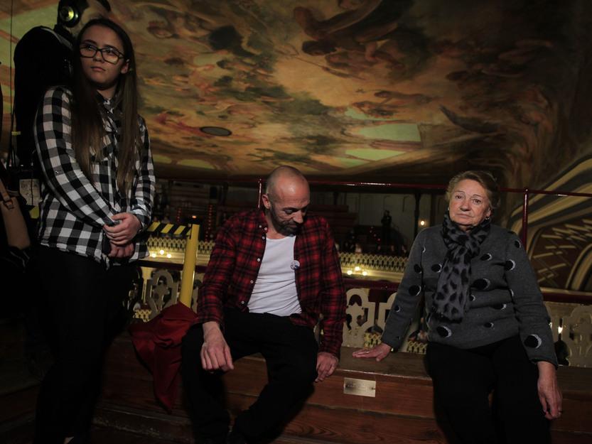 El Gallinero del Teatro Falla estrena el 'Rincón del Cai' en recuerdo a José Payán 'El Pillo'