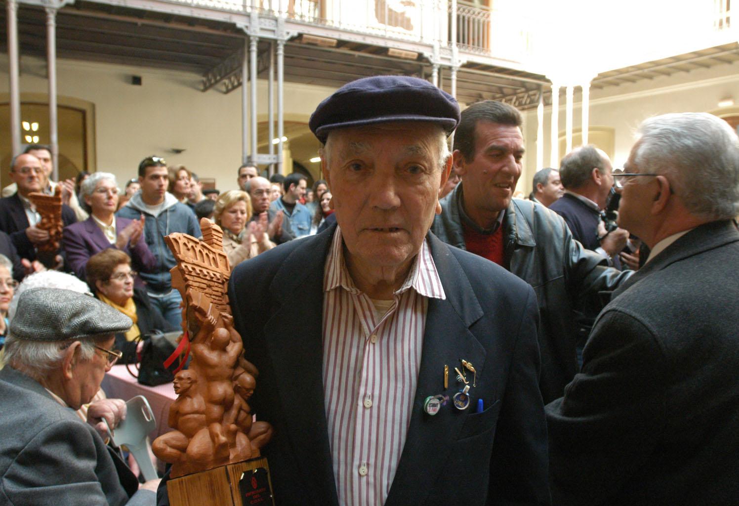El inolvidable postulante Antonio Martín 'El Pucherito' fallece a los 85 años