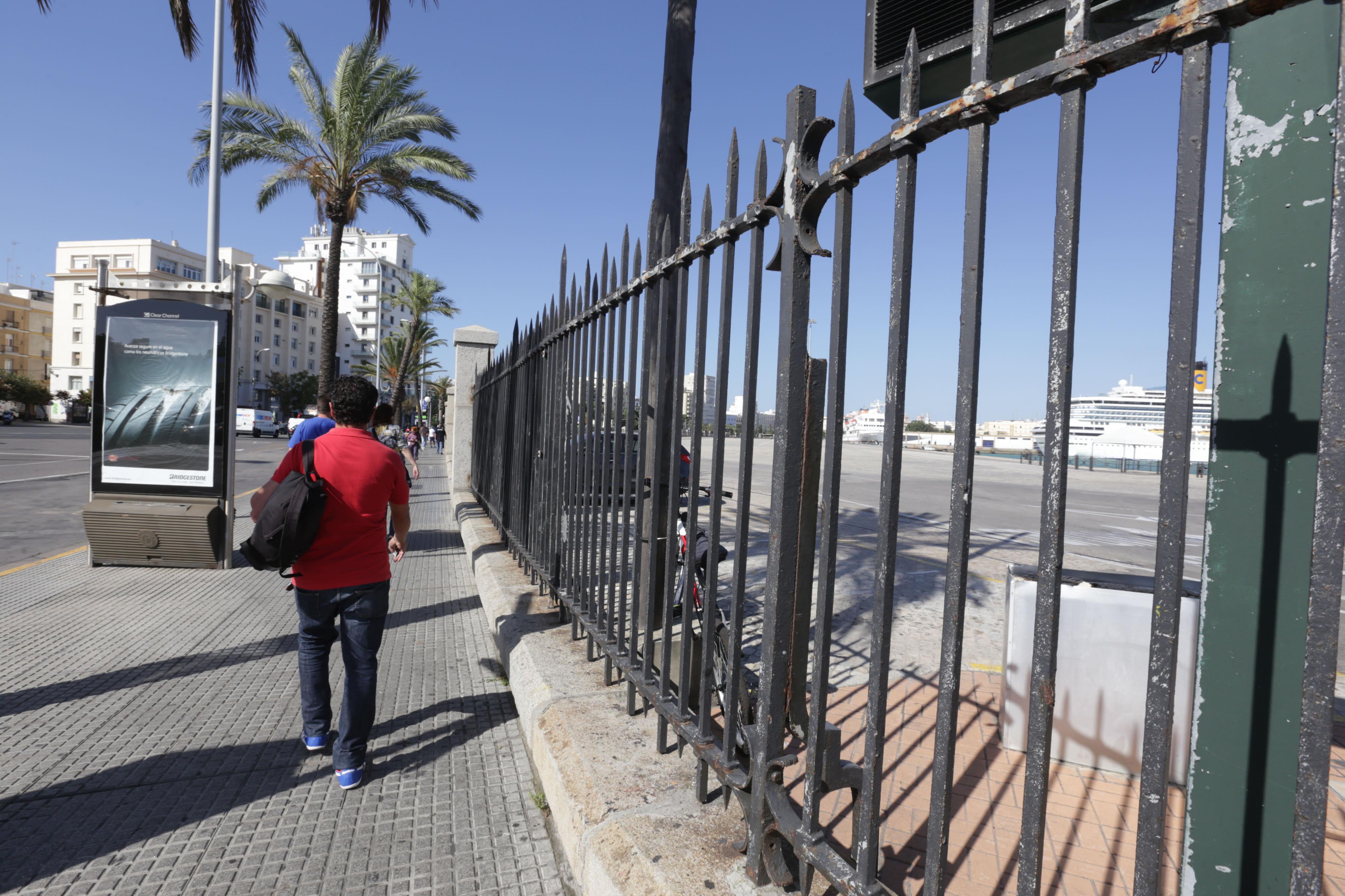 Se instalarán dos carpas y una noria en el puerto para el Carnaval