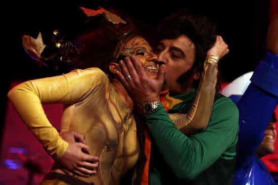 La chirigota del Lobe participará en el prestigioso Ciclo de Humor de Málaga