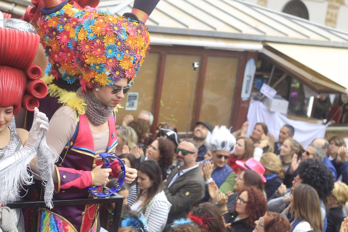 El Carnaval de Cádiz, salpicado por las agresiones homófobas