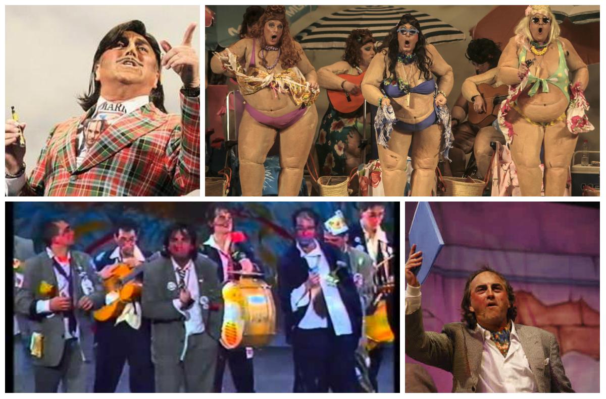 Consigue los imprescindibles del Carnaval de Cádiz con Canal Sur