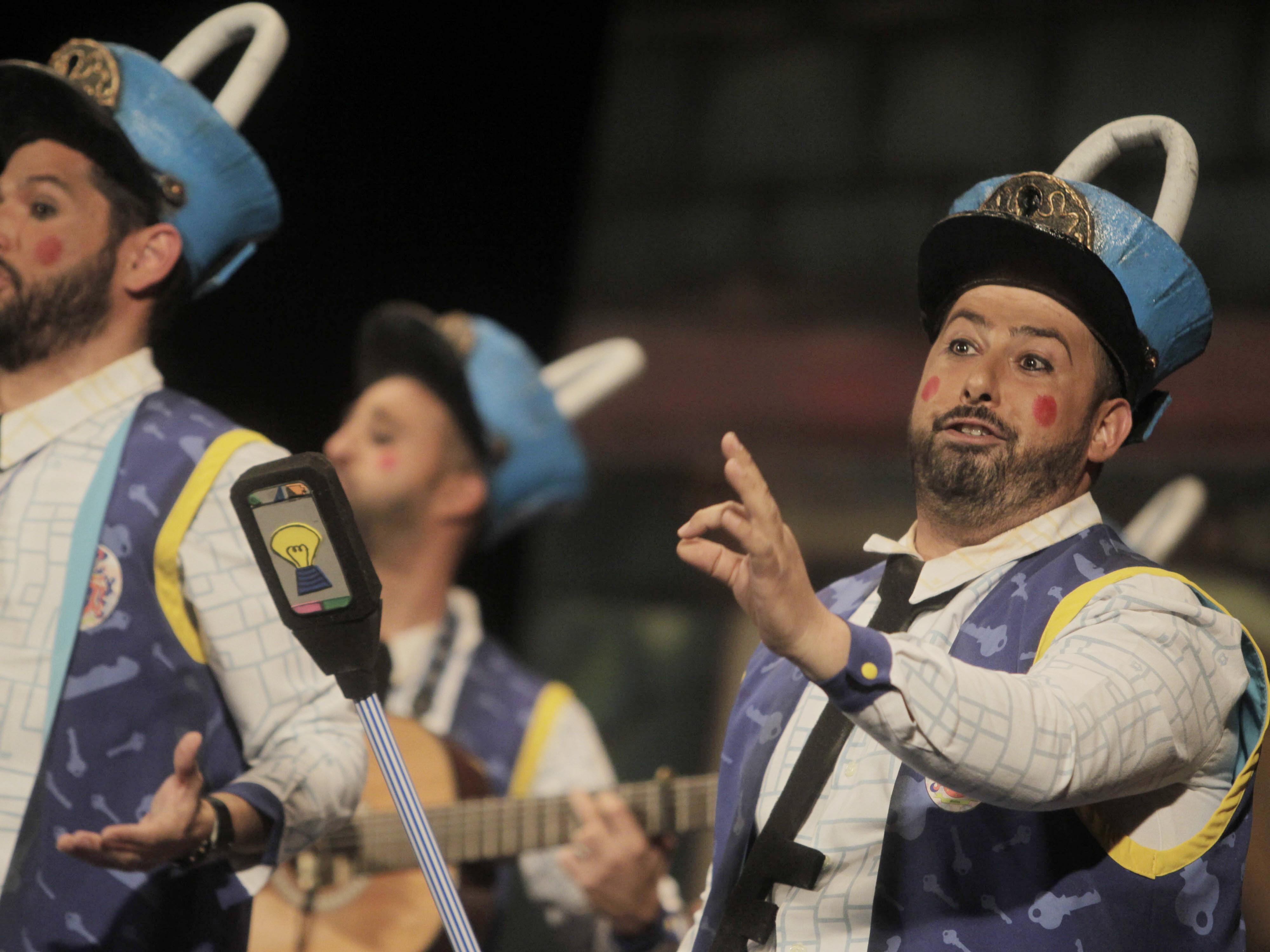 Los Molina regresan al Falla para imponer su religión del 3x4