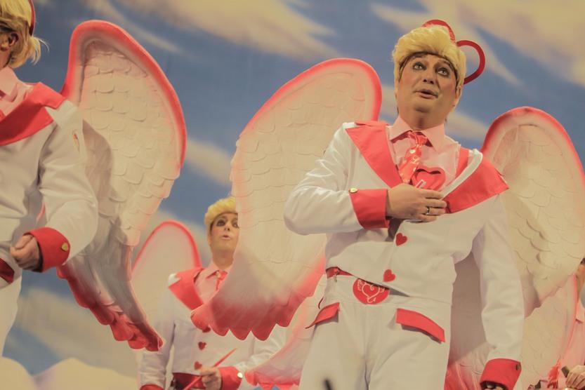 El Sheriff se convierte en un nuevo Baluarte del Carnaval