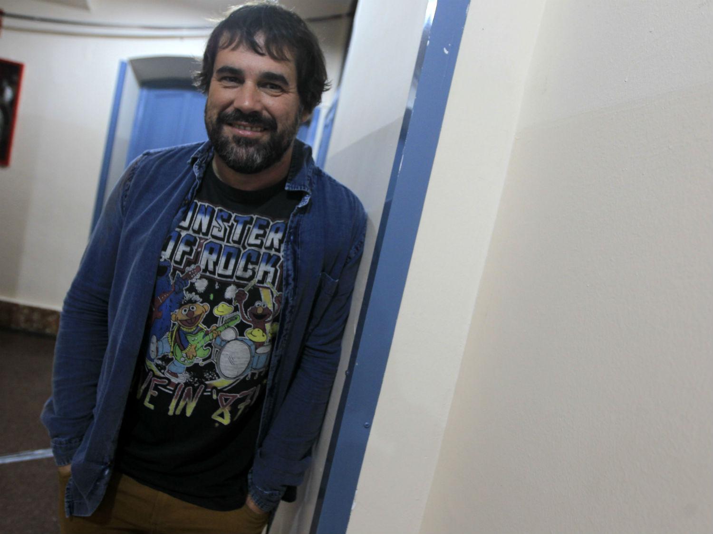 Tino Tovar: «Es una comparsa castiza, carnavalesca, no flamenca»