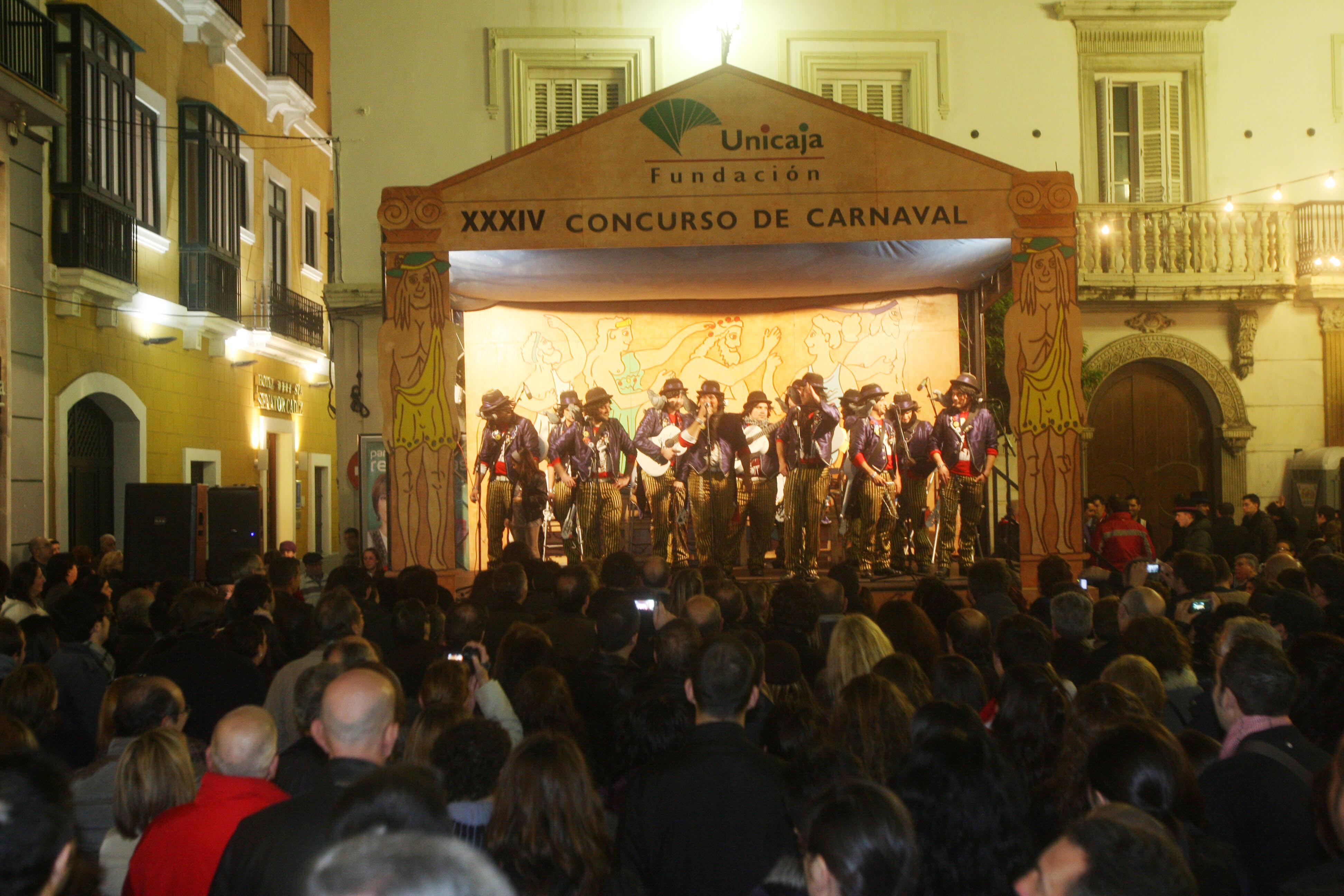 Se abre el plazo de inscripción para el concurso de coplas de Unicaja