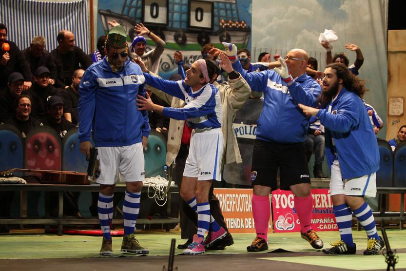 Martín, Canijo, Morera y aspirantes abren esta noche las semifinales