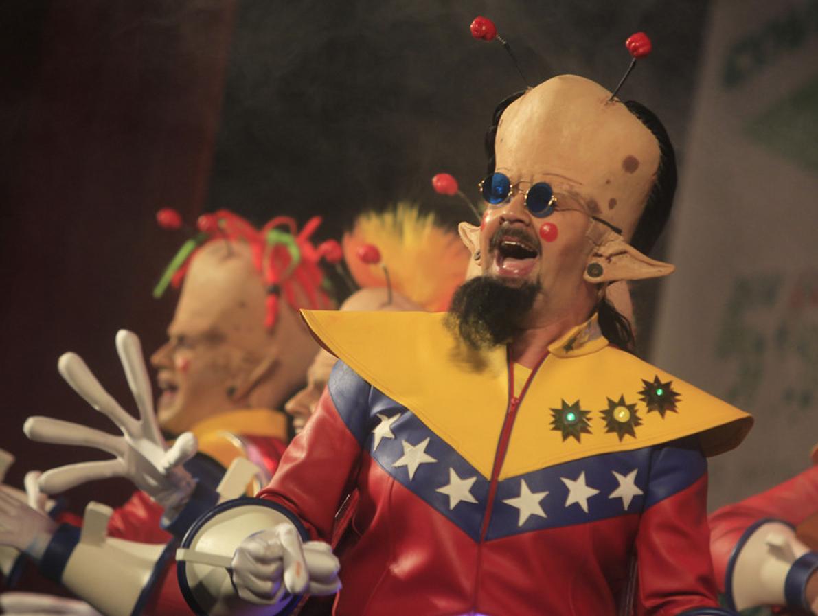 «El Carnaval sirve para retratar la sociedad y en la política ésta se refleja constantemente»