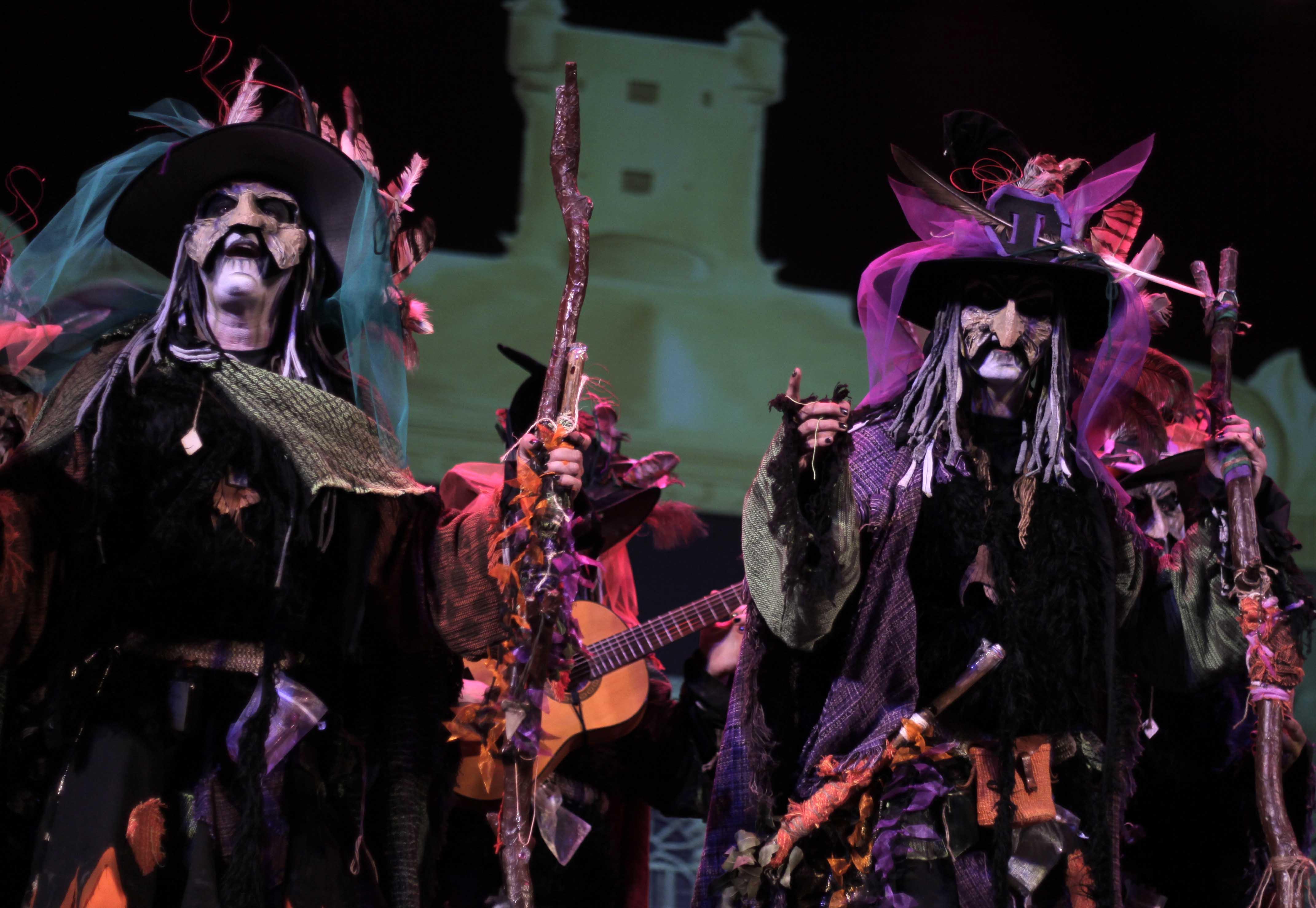 ¡Cádizcadabra! Las brujas