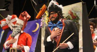 Chirigota 'Los que pasan página', de Los Palacios Carnaval de Cádiz 2018