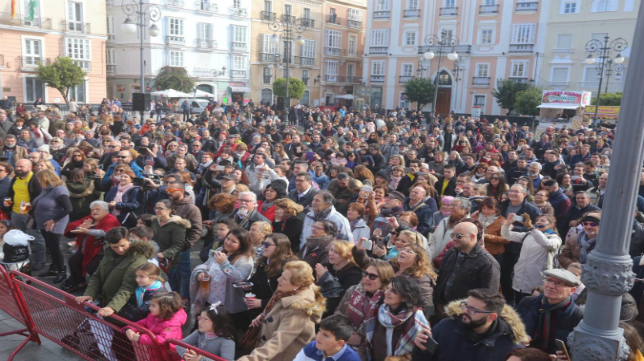 ostionada, carnaval, cadiz, 2018