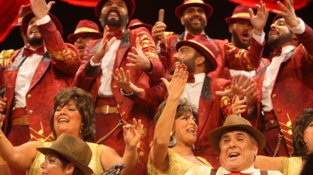 Vive, sueña, canta • La Voz del Carnaval de Cádiz