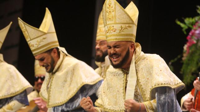 Actuación de OBDC El joven obispo en Cuartos.