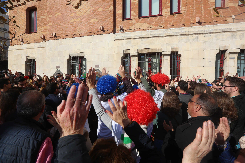 ¿Dónde se celebra el Carnaval Chiquito de Cádiz?