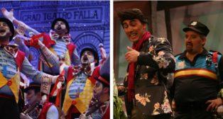 Agrupaciones del Carnaval de Cádiz 2019