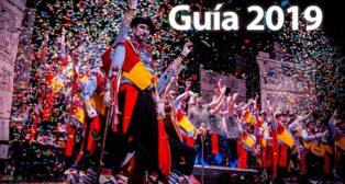 Guía del Carnaval de Cádiz 2019