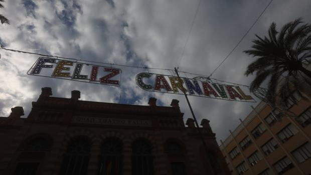 Carnaval de Cádiz 2019.