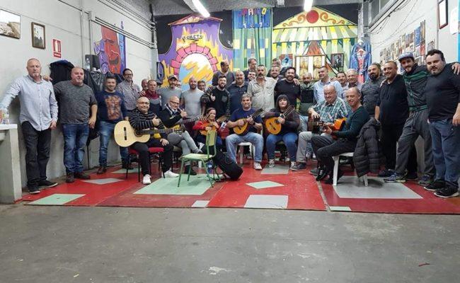 Coro Cádiz desde el cielo