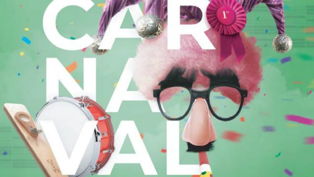 Carnaval en familia en Luz Shopping.