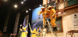 Cuarteto Brigada amarilla en el COAC 2019