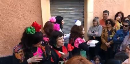 Chirigota de Las Niñas de Cádiz