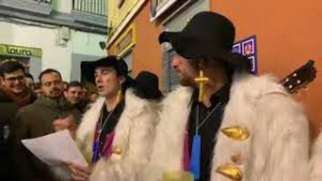 La Viña Fashion Week, en el Carnaval de Cádiz.