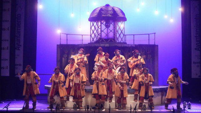 Los Luceros en la final del COAC 2019